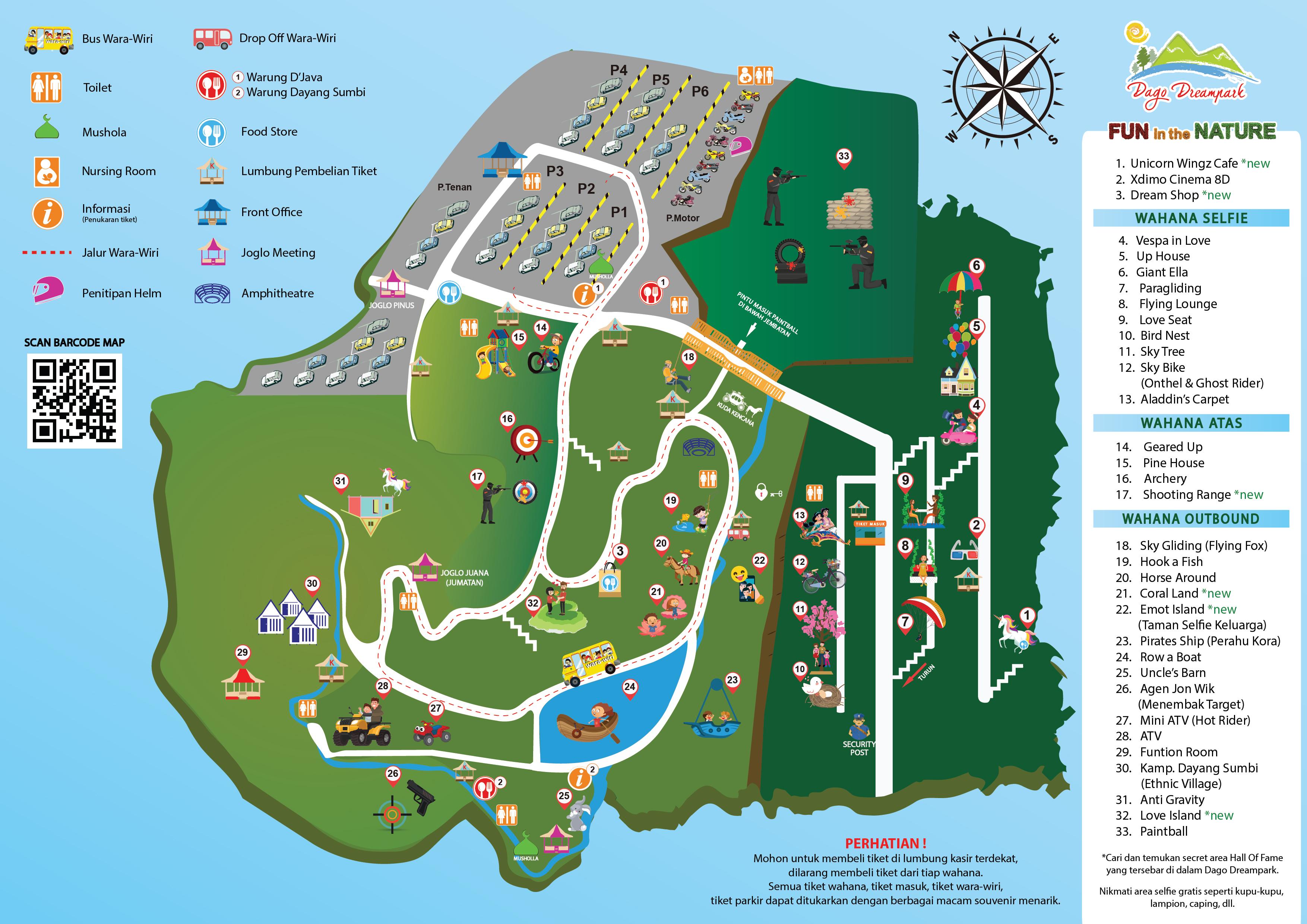 Wisata Dago Dream Park Bandung 1