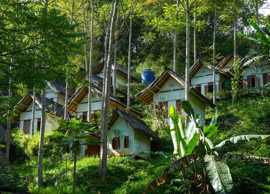 Wahana Kampung Dayang Sumbi Dago Dream Park