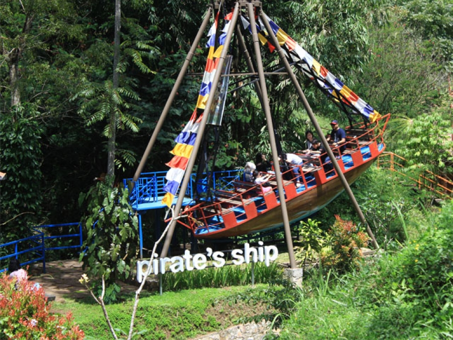 Pirates Ship Dago Dream Park